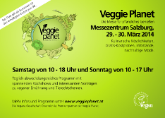 Messe-Flyer (Vorderseite)